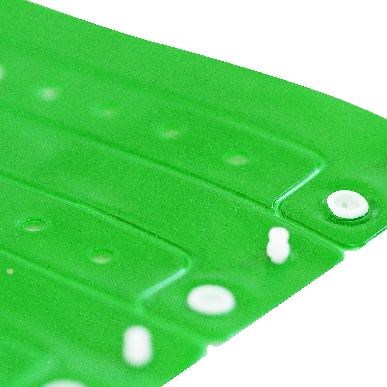 personalizzabili e impermeabili 10 blu Lotto di 100 braccialetti in plastica// vinile per eventi