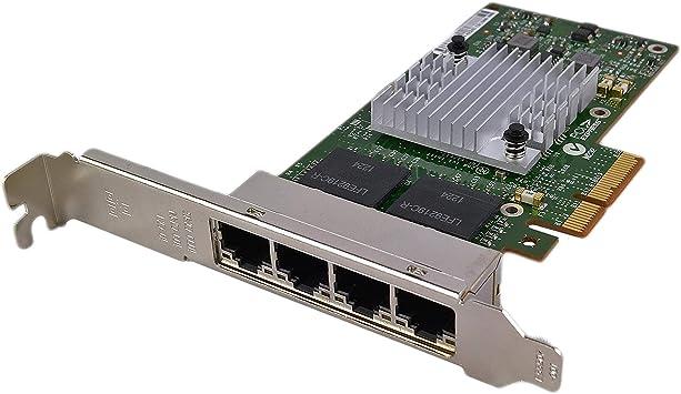 Intel IBM 49Y4242 49Y4241 Quad Port PCIe Gigabit Ethernet NIC networking card