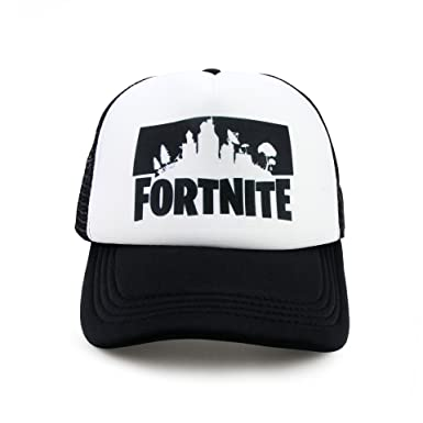 e5e49477f8e Funky Store Fortright Battle Royale Game Unisex Snapback Baseball Cap  Peaked Hat Adjustable for Kids