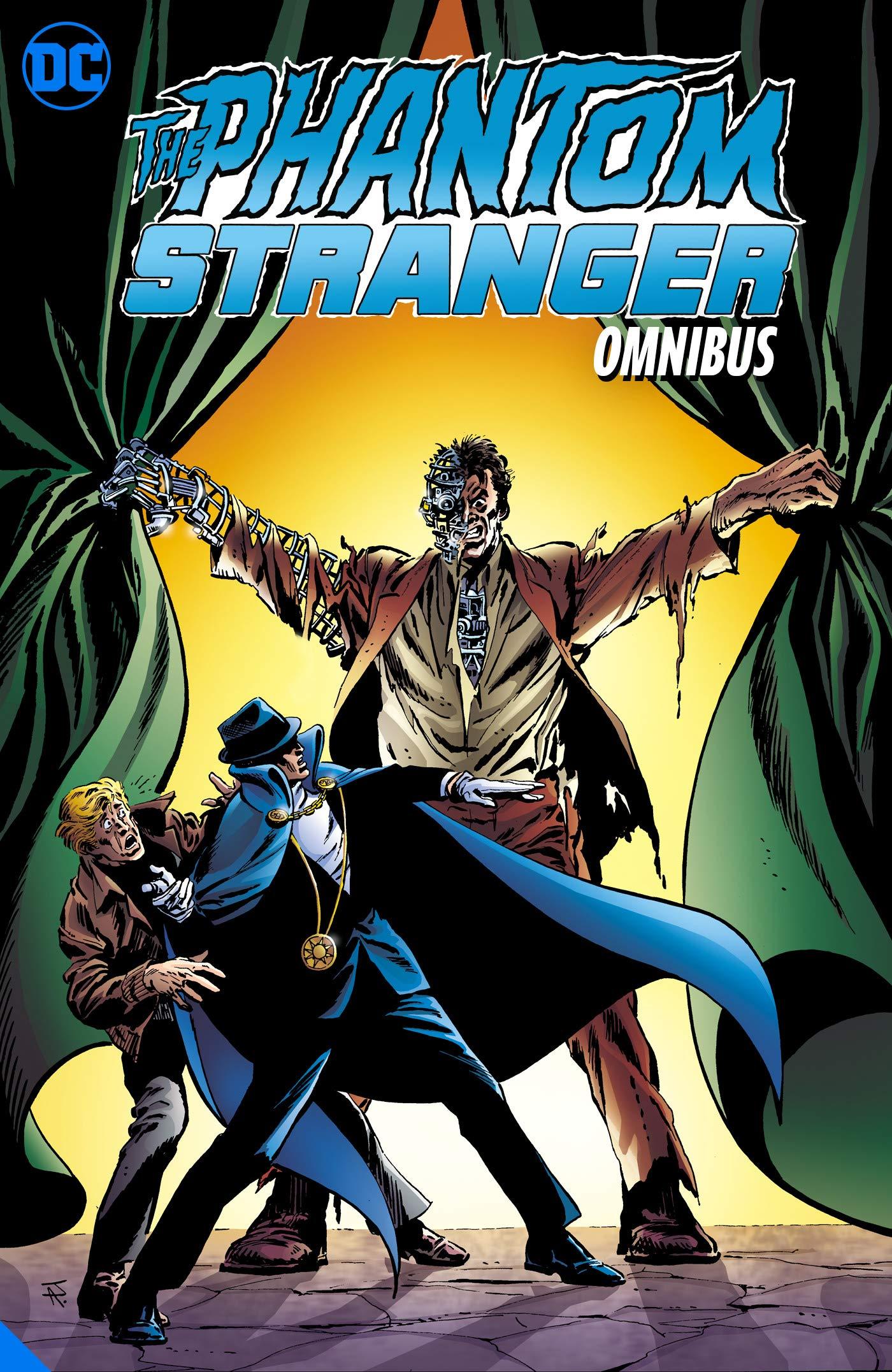 Amazon.com: Phantom Stranger Omnibus: 9781779506030: Various: Books
