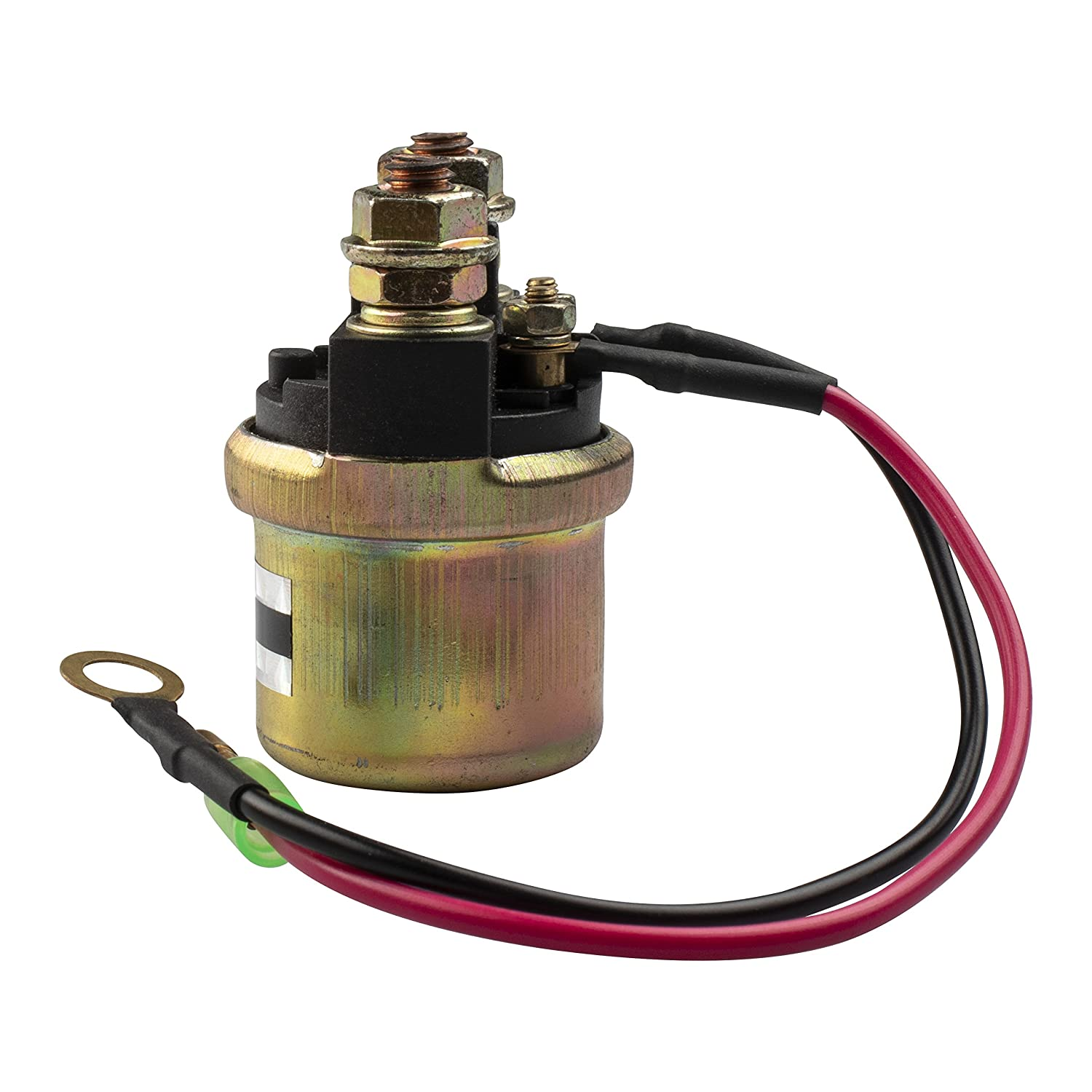 1PZ MO5-S01 Premium Starter Relay Solenoid for Mercury Outboard 50hp 60hp 4-stroke 2001-2010 100hp 2006