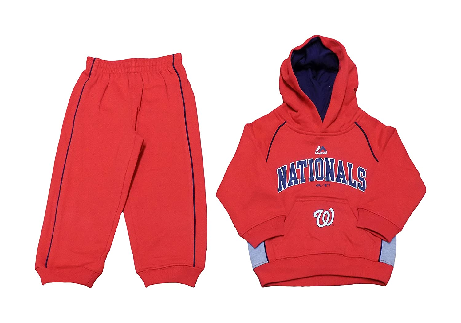 pretty nice 57a97 ed59d Washington Nationals Toddler Red Grey