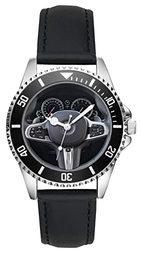 Regalo para BMW X3 Fan Conductor Kiesenberg Reloj L-20636: Amazon.es: Relojes