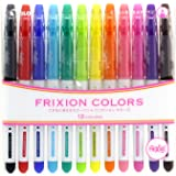 Pilot Frixion Colors 12C SFC-120M12C (japan import)