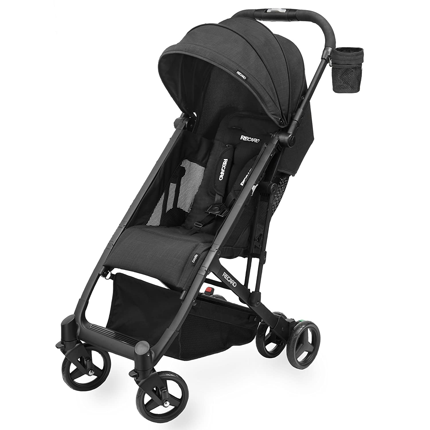 Umbrella Type Collapsible Stroller | Double Jogging Stroller