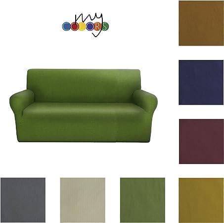 colore da scegliere con una mail da 85 a 110 cm Copripoltrona Elasticizzato My Colors