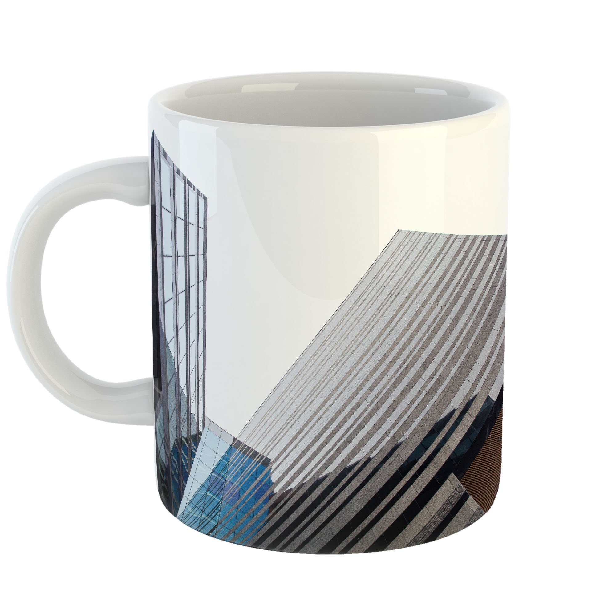 Westlake Art - Hotel Clarion - 11oz Coffee Cup Mug - Modern Picture Photography Artwork Home Office Birthday Gift - 11 Ounce (6732-62F4F)