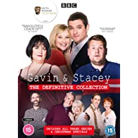 Gavin & Stacey The Definitive Collection [DVD] [2020]