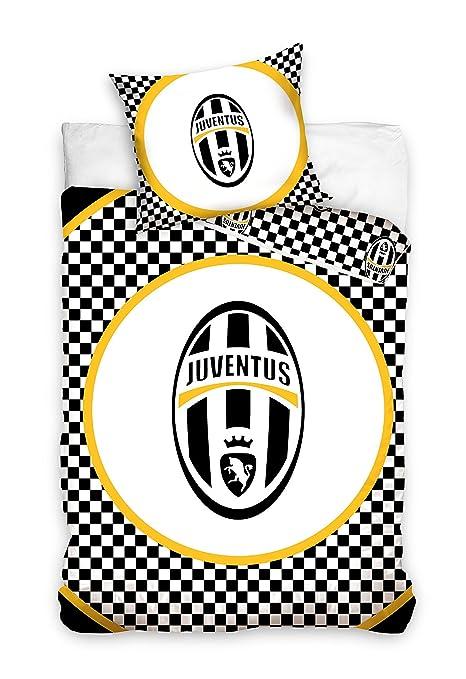 4 opinioni per Copripiumino Singolo Juventus 160x200 Cotone