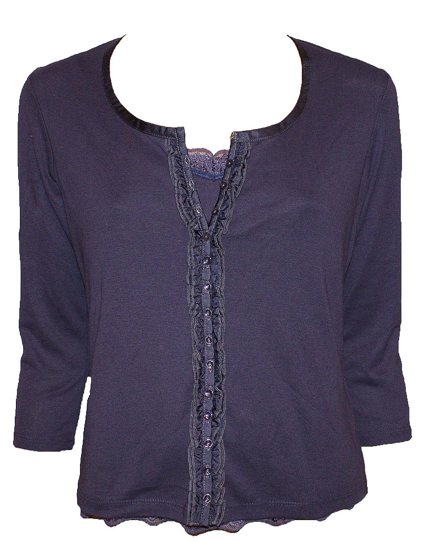 Ex Precis Petite Cami & Cardigan Twinset. RRP: £43. Sizes 10-18