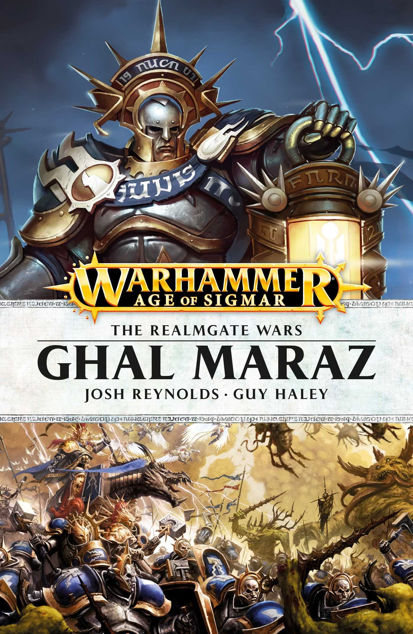 Download Ghal Maraz (The Realmgate Wars) pdf