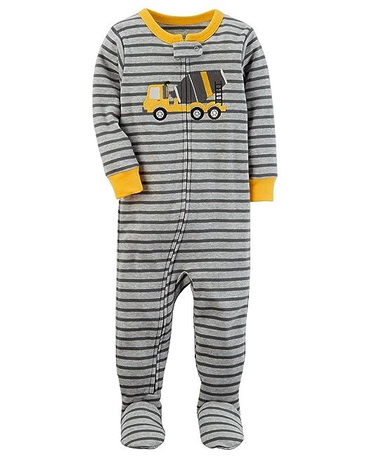 93c9f7d10e6b Carter s Baby Boys  1-Piece Footed Pajamas  Amazon.ca  Clothing ...
