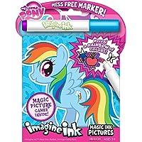 Bendon My Little Pony gigante etiqueta Actividad libro, libro grande para actividades y colorear