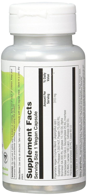 Amazon.com: veglife Pacífica Digestión Veg Pac, 50 Count ...