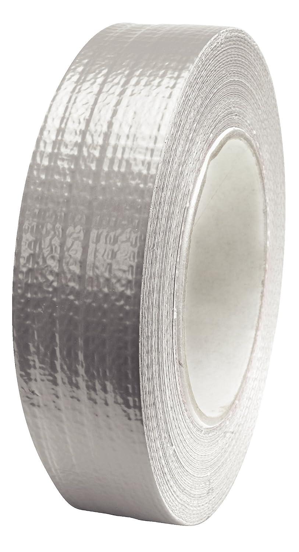 KS Tools 141.5001 - Tela adhesiva cinta, plata, 38mm x 50m 4042146020425