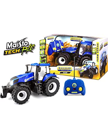 MAISTOTECH Maisto Tech-82026 Radio Control Tractor New Holland (82026