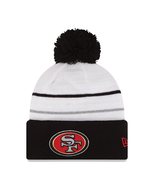 NFL San Francisco 49ers 2014感謝祭ファンビーニー、1サイズ   B00JXC5YPM