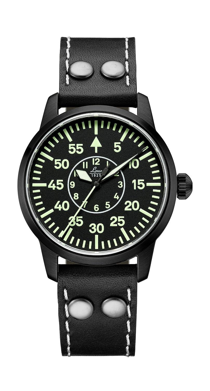 Laco 1925 Damen-Armbanduhr Analog Automatik Leder 861801