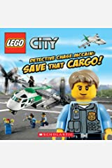 LEGO City: Detective Chase McCain: Save That Cargo! Kindle Edition