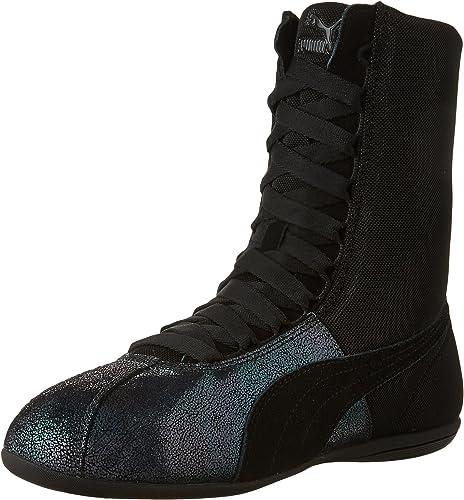 Puma Eskiva Low Deep Summer Sneakers Casual Cross Training  Sneakers Black