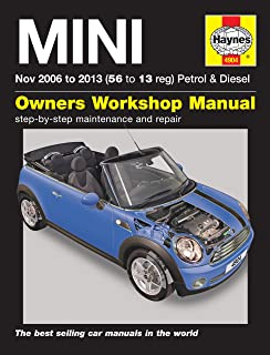 mini cooper r55 r56 r57 service manual 2007 2008 2009 2010 rh amazon co uk I AM a Car Trashing Used Car Oil