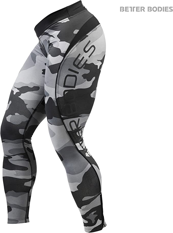 PicClick Insights - Better Bodies Camo Capri Tights Frauen 3/4 Leggings Fitness Bodybuilding Hose PicClick Exclusive
