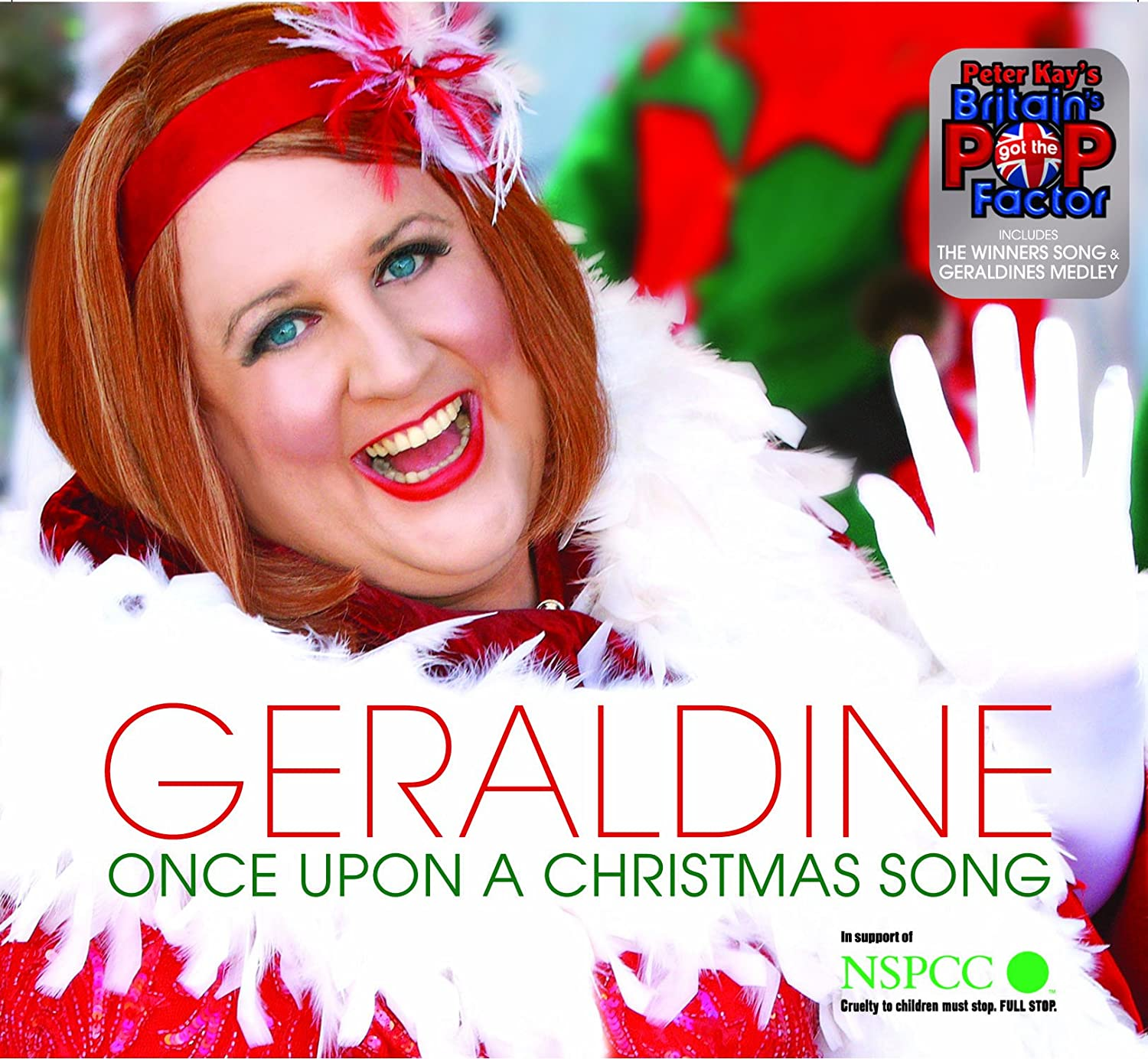 Once Upon A Christmas Song by Geraldine, Peter Kay: Amazon.co.uk ...