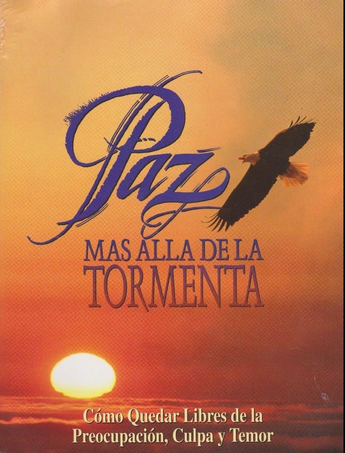 Paz Mas Alla de la Tormenta - Como Quedar Libres de la Preocupacion, Culpa y Temor (Spanish Language) ebook