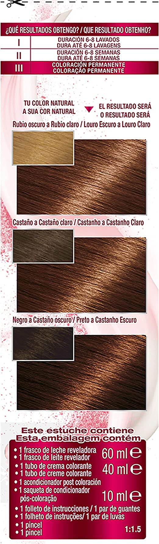 Garnier Color Sensation - Tinte Permanente Rubio Caramelo ...