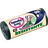 Handy Bag Bolsa de Basura Resistente Reciclada, 50