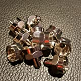 F Type 75 Ohm Terminator - 10 Pack