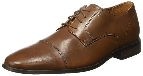 Clarks Men's Nantasket Cap Formal Shoes