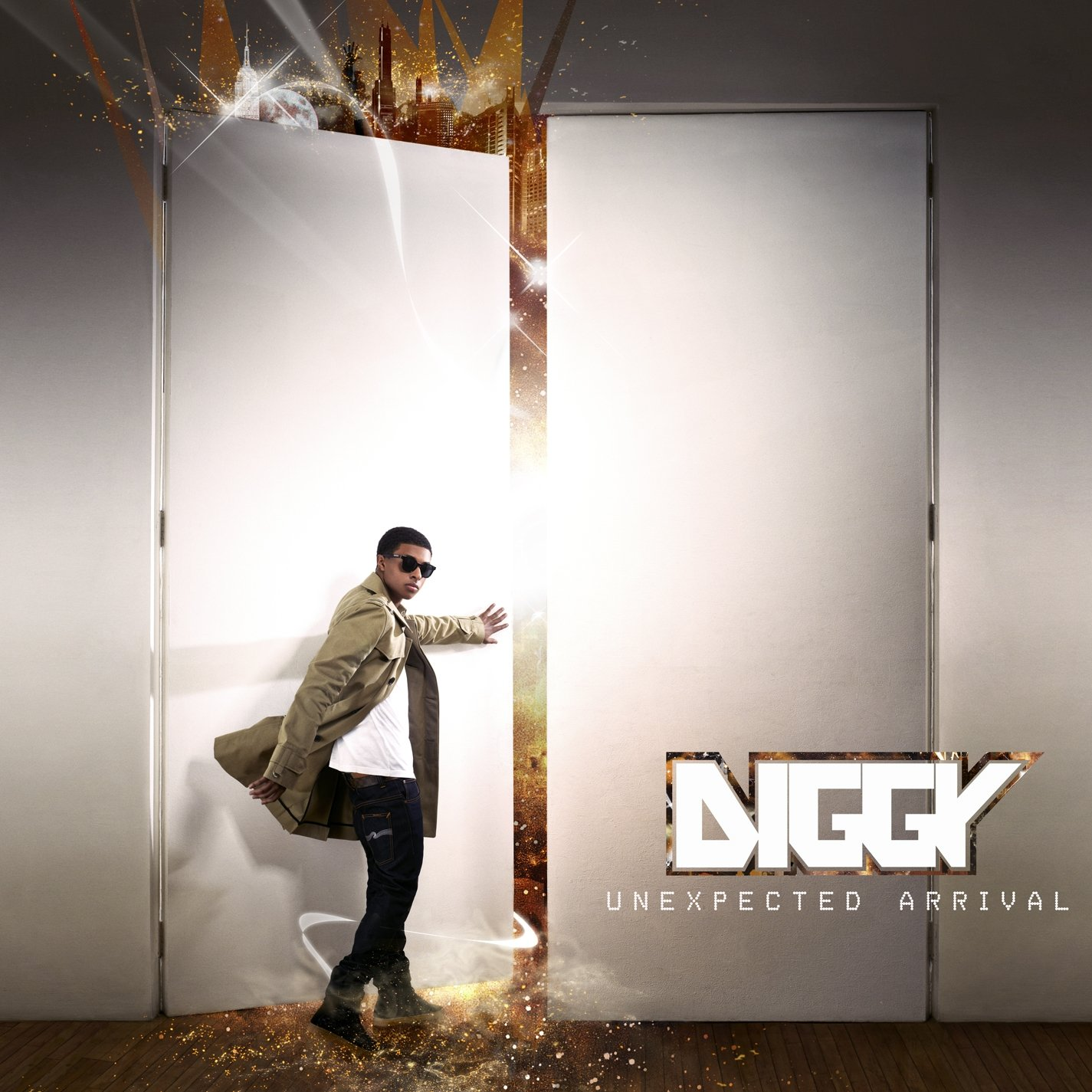 Diggy Unexpected Arrival Amazon Music