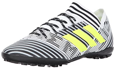 adidas Performance Men's Nemeziz Tango 17.3 TF,White/Solar Yellow/Black,10