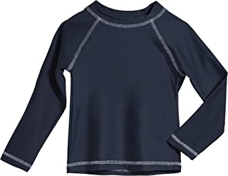product image for City Threads Boys Rash Guard in Long and Short Sleeves with SPF50+ Made in USA
