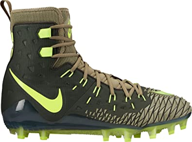 Nike Force Savage Elite TD Men's Football Cleat Sequoia 46 EU