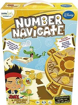 Jake y Los Pirata de Nunca Jamás Jake and The Neverland Pirates - Juego de Dados, 2 a 4 Jugadores (700JAN01) (versión en inglés): Amazon.es: Juguetes y juegos