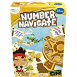Jake and The Neverland Pirates Number Navigate