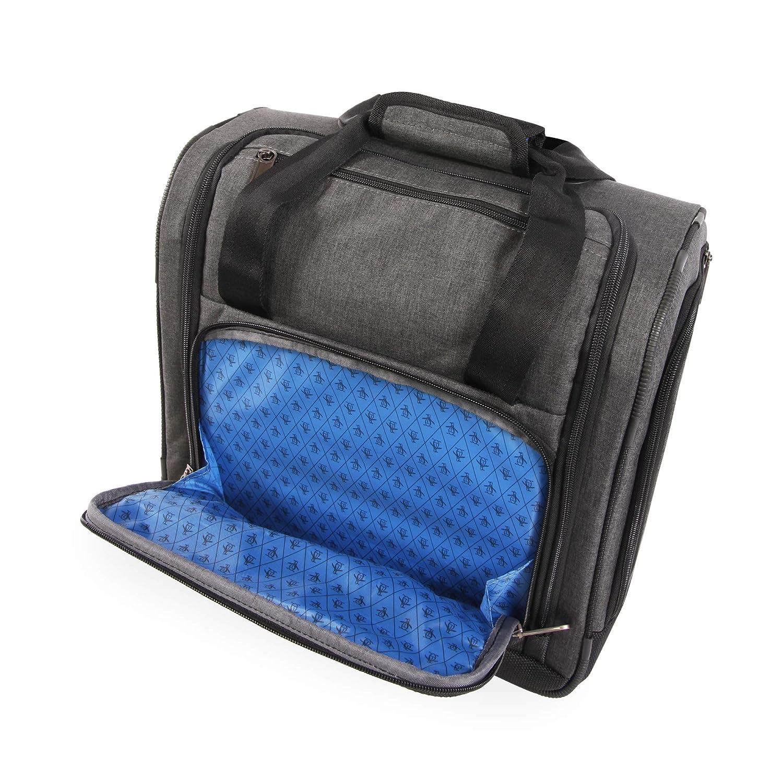 Original Penguin Wheeled Under Seat Carry on Bag
