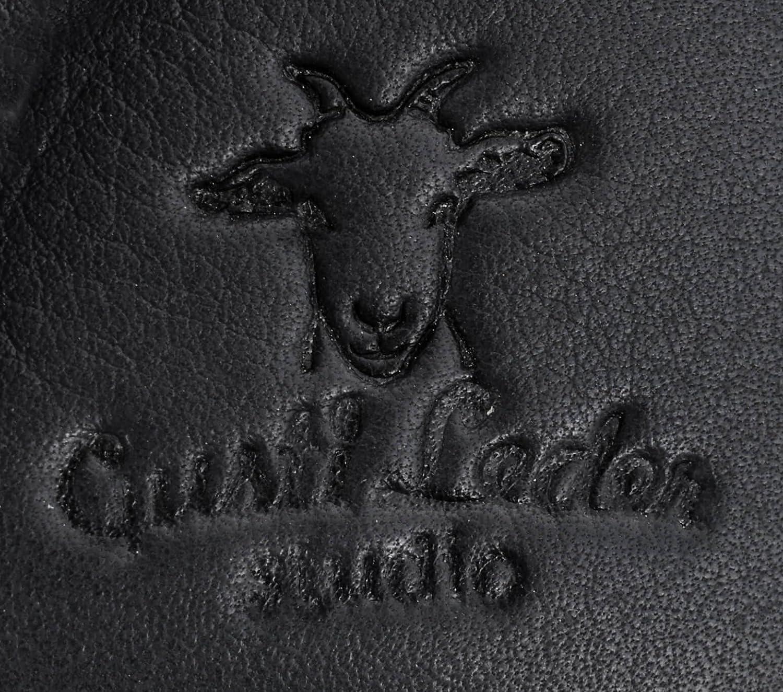 Gusti Cuero studio Cornelius Estuche De Cuero Funda para Gafas de Sol Piel de B/úfalo 2A113-33-2