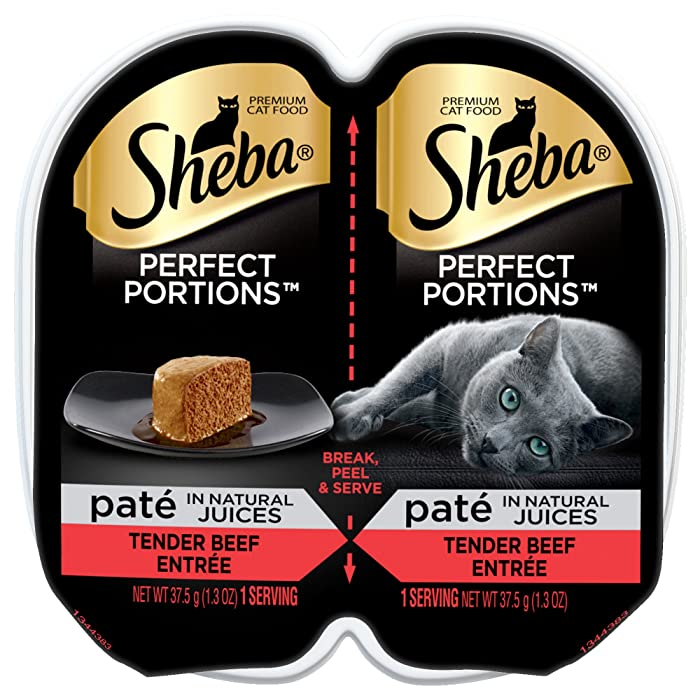 The Best Canned Cat Food Sheba