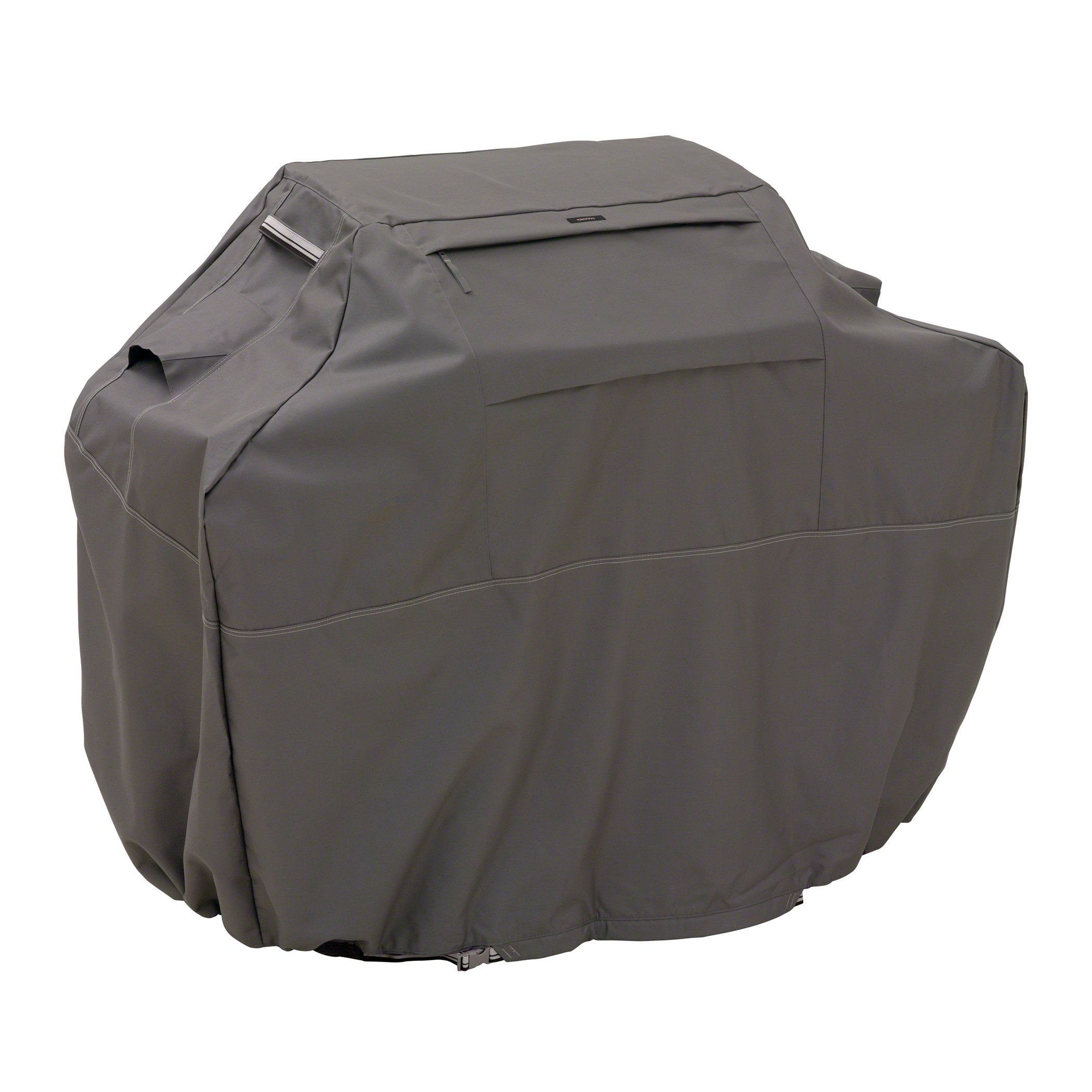 Classic Accessories Ravenna Grill Cover-Premium BBQ Cover with Reinforced Fade-Resistant Fabric, Large, 64-Inch product image