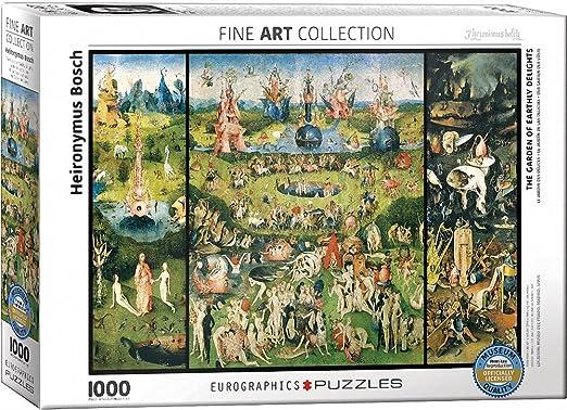 Eurographics Quot Hieronymus Bosch Der Garten Der Luste