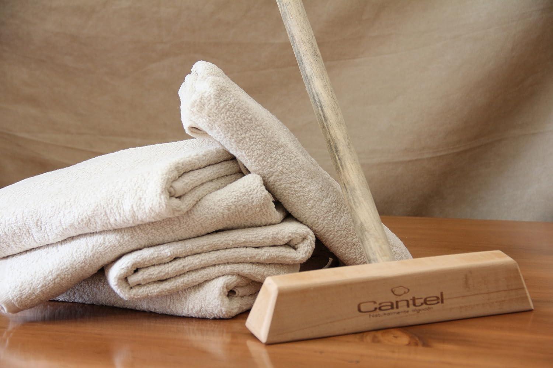 4 cubano Mop toalla de repuesto/repuesto de toalla para trapeador: Amazon.es: Hogar