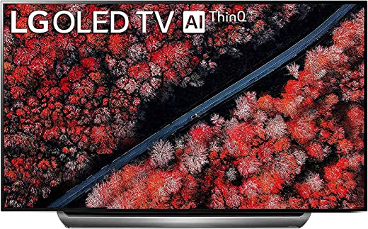 55 inches OLED TV LG 4K Ultra HD Smart OLED55C9PTA With Built-in Alexa
