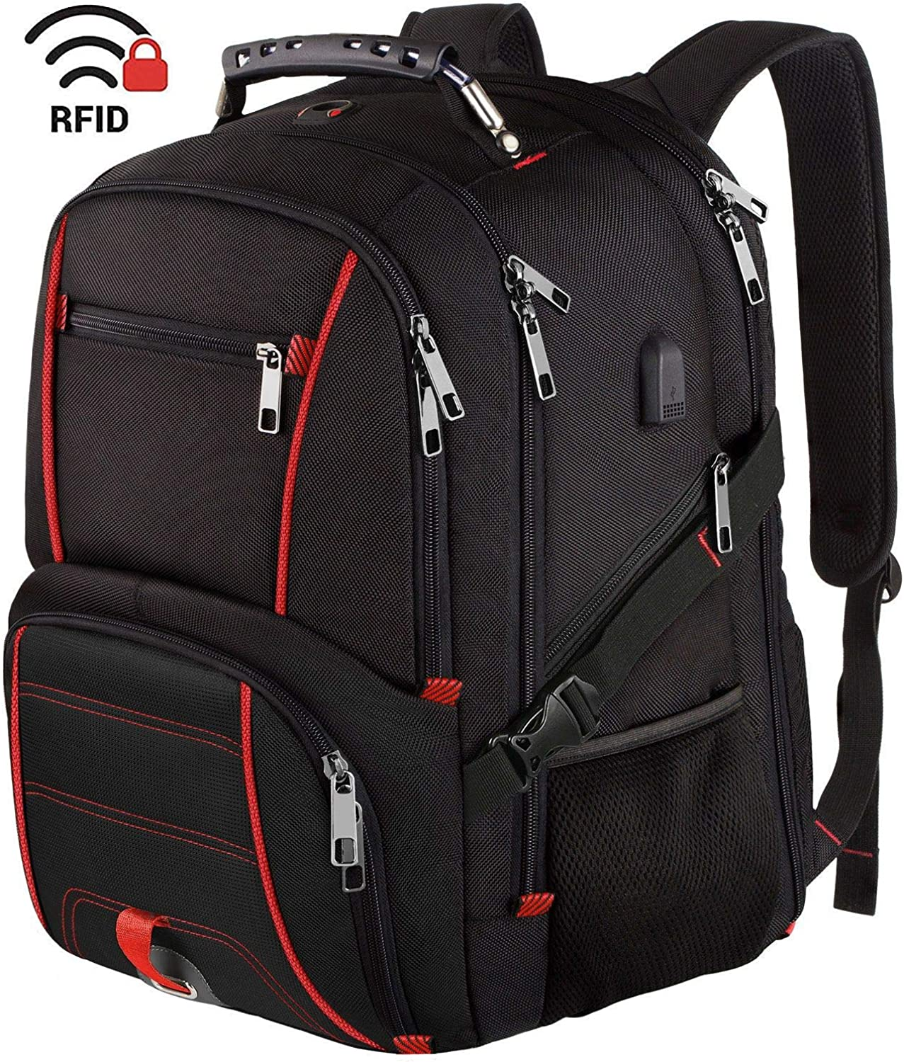 Top 10 Heavy Duty Laptop Backpack Strong Zipper