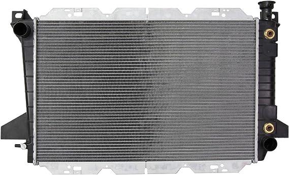 OEM Replacement Radiator ZFRDA1501 Zirgo