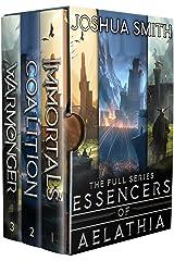 Essencers of Aelathia: The Complete Series Box Set: (An Epic Fantasy Saga) Kindle Edition