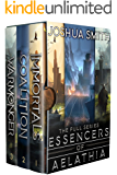 Essencers of Aelathia: The Complete Series Box Set: (An Epic Fantasy Saga)