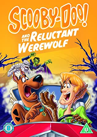 Amazon Com Scooby Doo And The Reluctant Werewolf 2002 Movies Tv